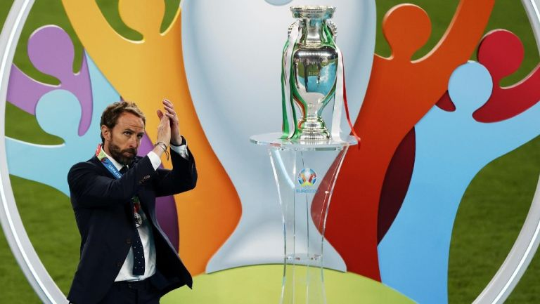 Gareth Southgate tras perder la Final de la Euro: 'No podemos recriminarnos nada'