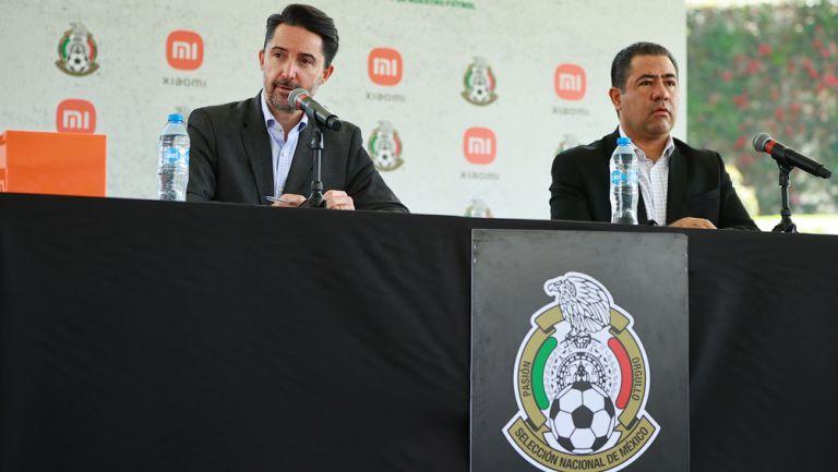 Yon de Luisa, en presentación de patrocinador