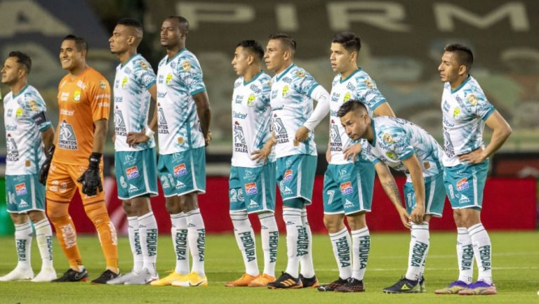León: Presentó nuevos uniformes para el Apertura 2021