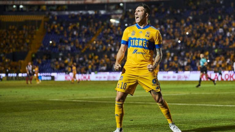 André-Pierre Gignac: 'Quiero jugar 10 años para Tigres'