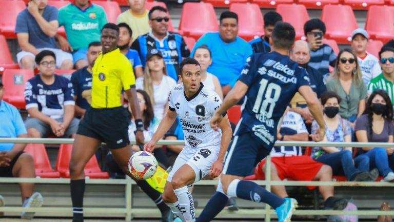 Pumas y Querétaro empataron a dos en partido amistoso