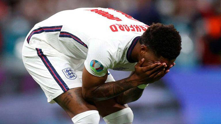 Rashford, Sancho y Saka, víctimas de insultos racistas tras derrota de Inglaterra