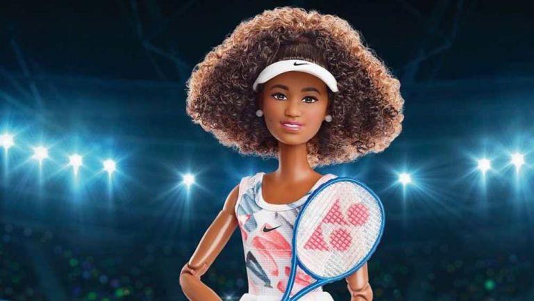 Naomi Osaka barbie