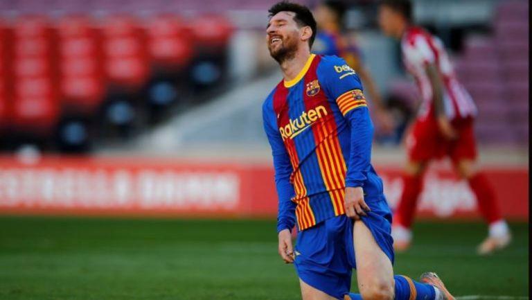 Lionel Messi: PSG desistió de contratar al argentino, según medios franceses