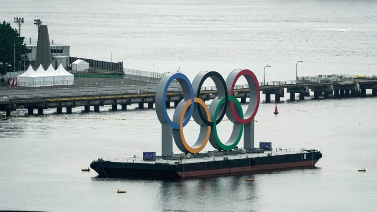 Aros Olímpicos en Tokio 2020
