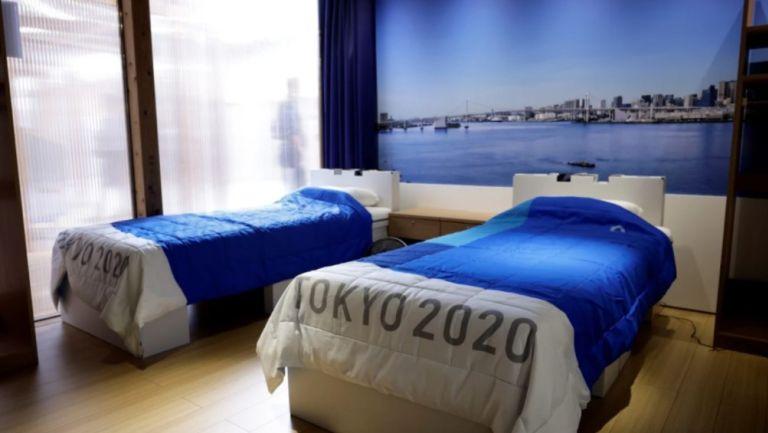 Tokio 2020 tendrá cama para evitar la intimidad