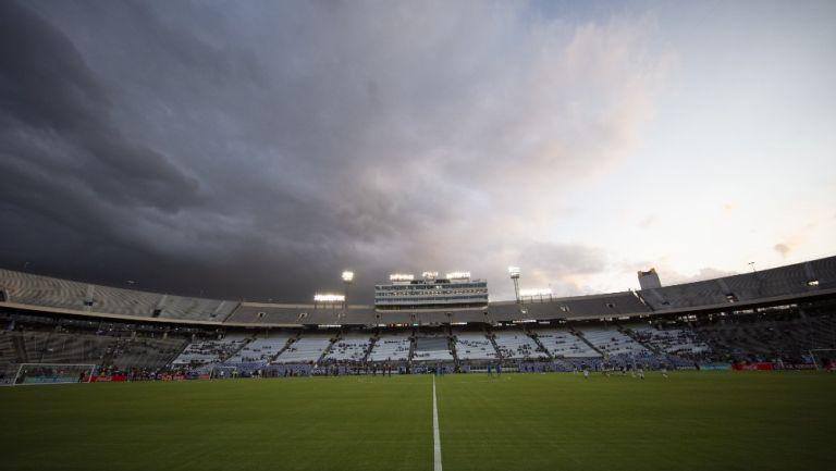 Selección Mexicana: Partido ante Guatemala, demorado por mal clima