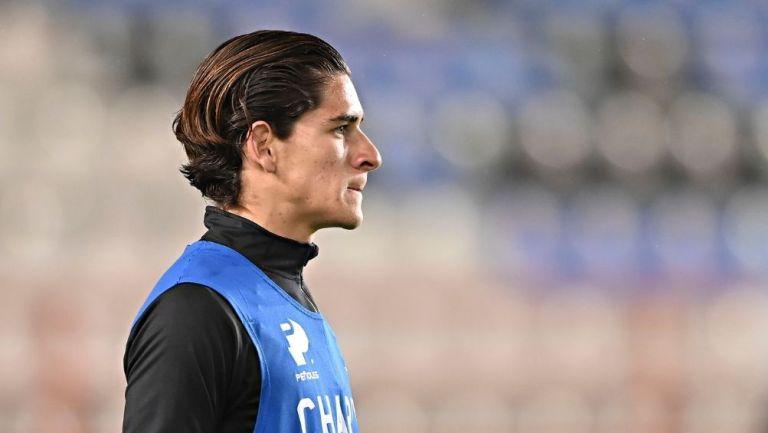 Muñoz jugará con la Sub 20