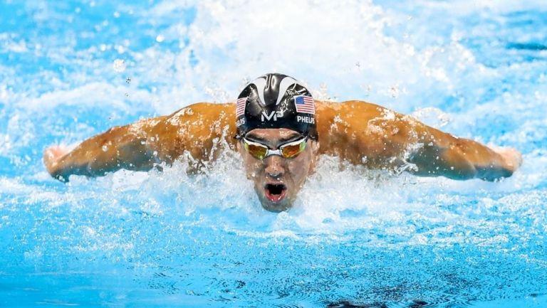 Phelps en Río 2016