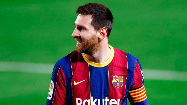 Messi y Barcelona llegaron a un acuerdo por cinco temporadas más