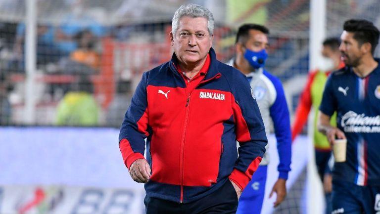 Chivas: Vucetich tiene prácticamente definido su once titular para el Apertura 2021