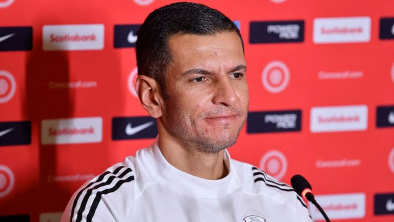 Jimmy Lozano, en conferencia de prensa