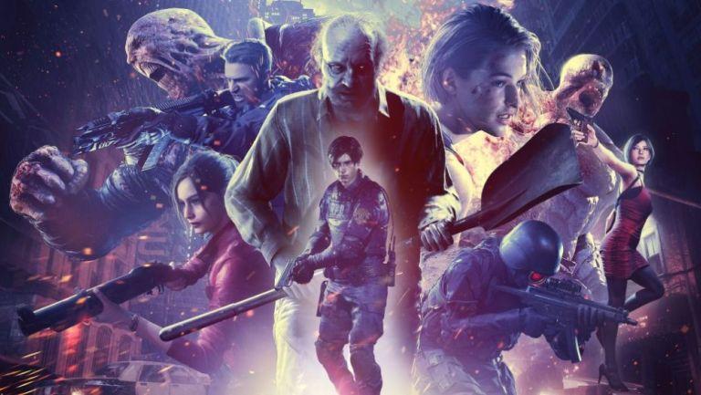 Resident Evil Re: Verse se retrasó hasta 2022