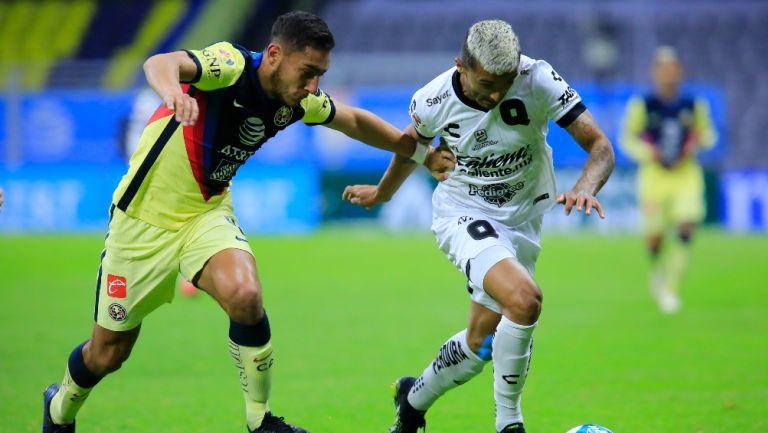 Querétaro vs América será por Azteca Deportes