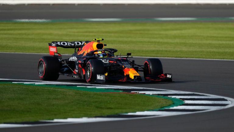 Pérez: El cuarto puesto sería mejor, pero podemos mejorar en la prueba sprint