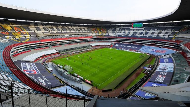 Estadio Azteca podrá abrir sus puertas