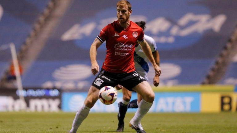 Fernando Aristeguieta en su paso por el Mazatlán FC