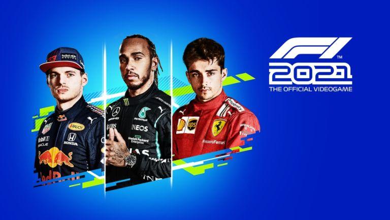 Portada de F1 2021