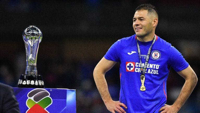 Pablo Aguilar: 'Título con Cruz Azul, fue el más emocionante en mi carrera'