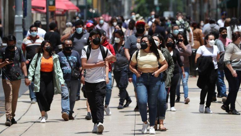 México registró 12 mil 631 nuevos casos de Covid-19; muertes sumaron 225México registró 12 mil 631 nuevos casos de Covid-19; muertes sumaron 225