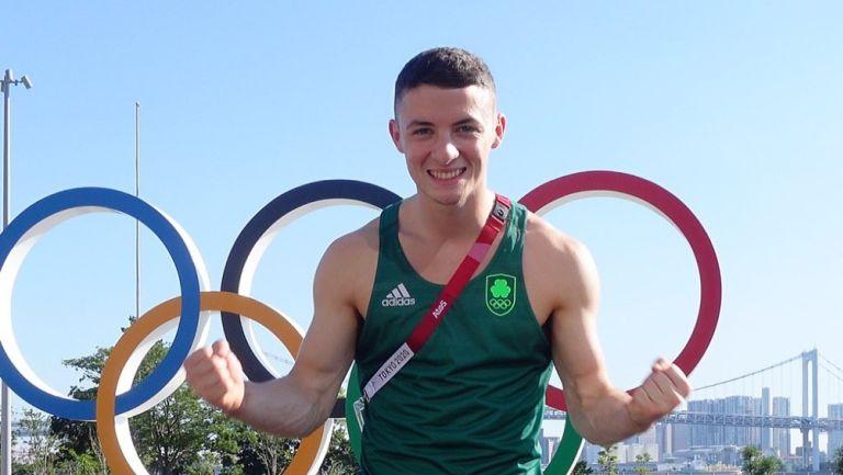 Rhys McClenaghan, gimnasta irlandés
