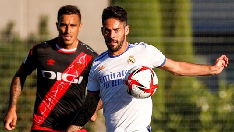 Real Madrid empató con el Rayo Vallecano