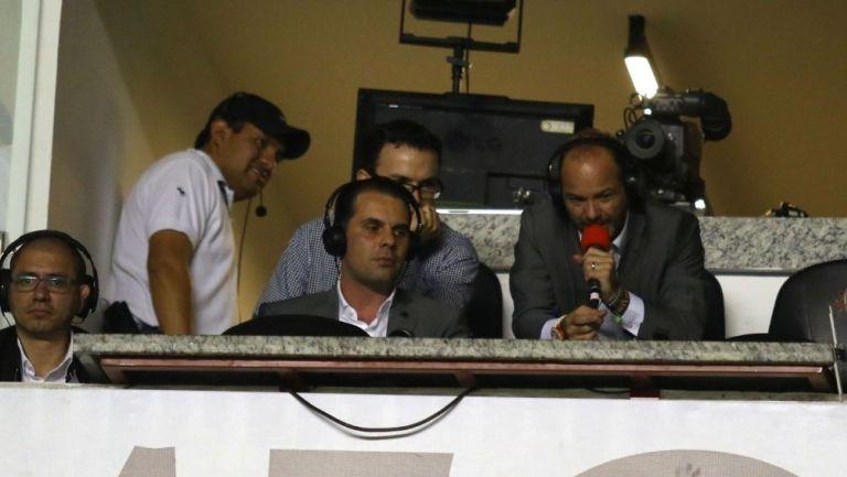 Martinoli y Luis García
