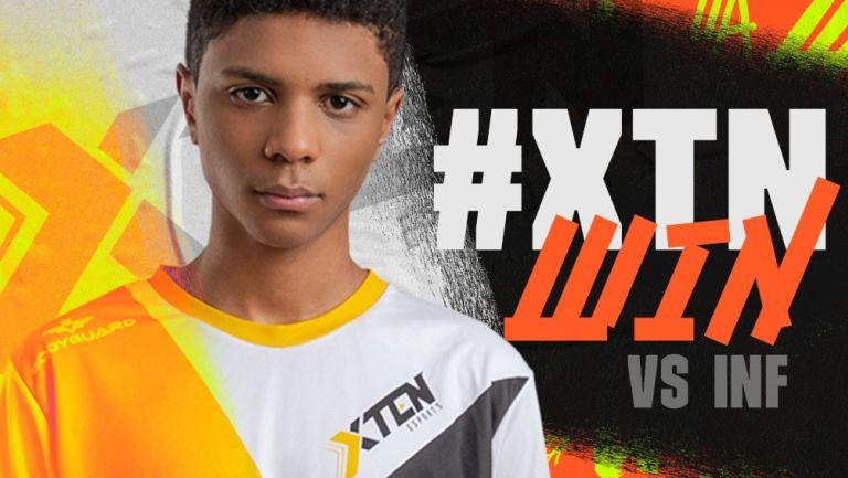 Dimitry, jungla de XTEN Esports