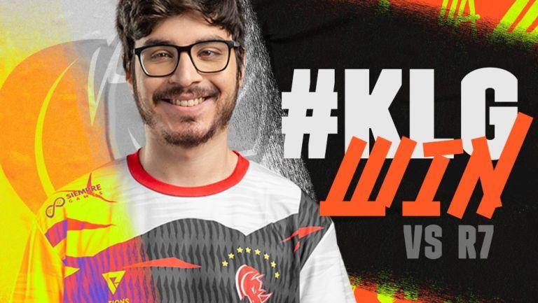 Kaos Latin Gamers derrotó a Rainbow7