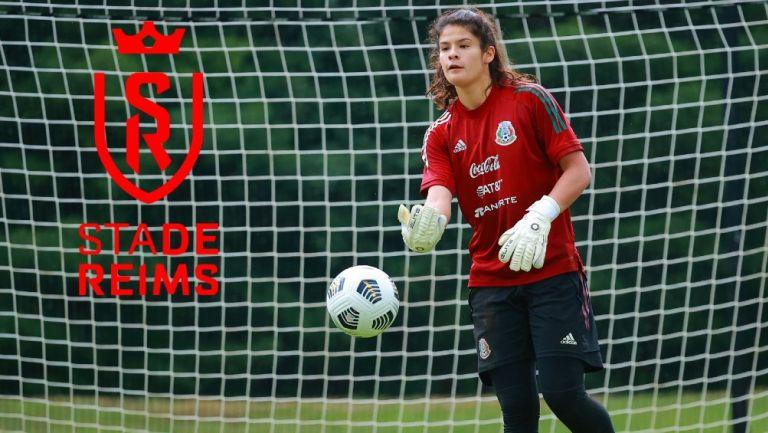 Emily Alvarado: Nueva portera del Stade de Reims