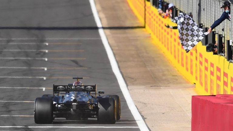 Lewis Hamilton, tras ganar GP de Gran Bretaña: 'Ha sido un triunfo sobrecogedor'