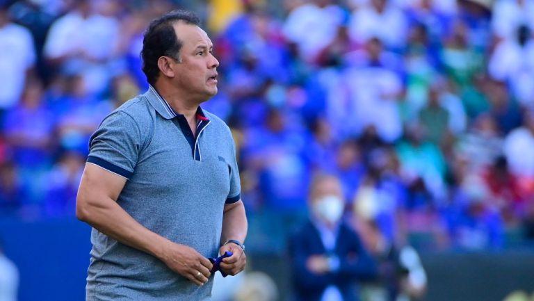 Juan Reynoso en victoria vs León
