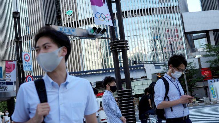 Tokio 2020: Se han reportado al menos 58 contagios de covid-19 relacionados a los JJ.OO.