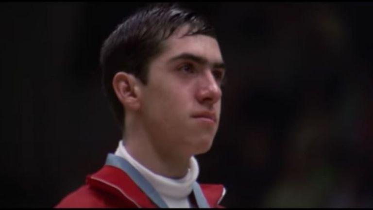 El Tibio Muñoz ganaba la medalla de oro