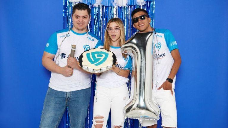 19esports celebró su primer aniversario