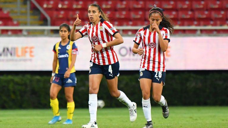 Liga MX Femenil: Chivas goleó a Atlético de San Luis en su debut en el Apertura 2021