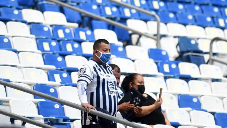 Tigres y Rayados: Contarían con aforo menor al 50 por ciento en estadios para el Apertura 2021