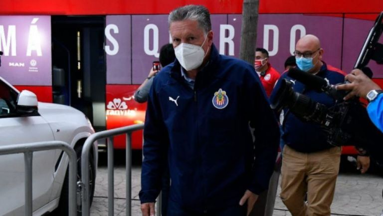 Ricardo Peláez, director deportivo de Chivas