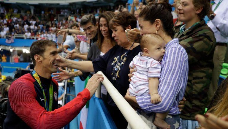 Tokio 2020: Michael Phelps se unirá a la cobertura olímpica de la cadena NBC
