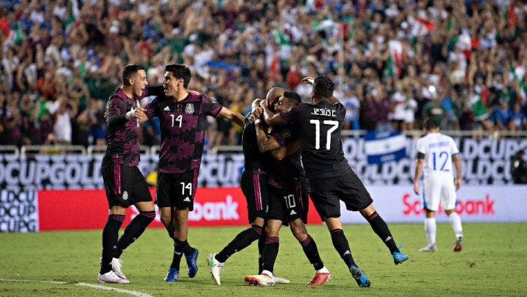 Selección Mexicana: Definidos los Cuartos de Final de Copa Oro; el Tri se medirá a Honduras