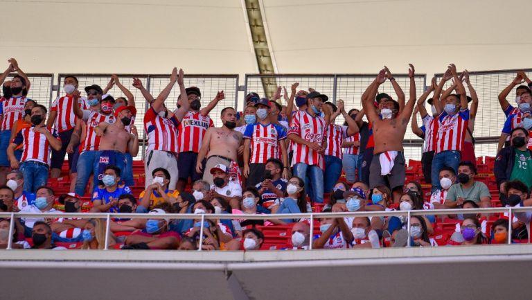 Chivas: Juego ante Atlético de San Luis podría contar con 27 mil aficionados