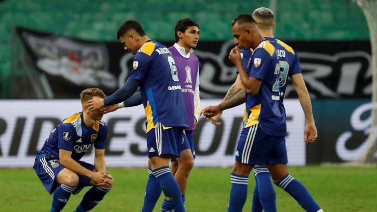 Boca Juniors deberá cumplir cuarentena tras riña en Brasil