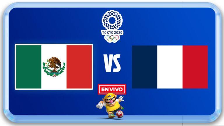 EN VIVO Y EN DIRECTO: México vs Francia