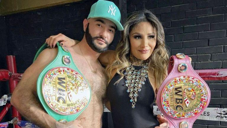 Gustavo Melo presume el preparar a campeones mexicanos del boxeo