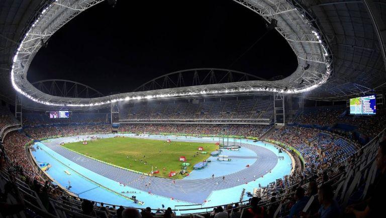 Estadio Olímpico los Juegos de Río 2016