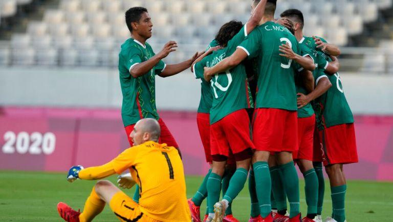 Tokio 2020: Los jugadores de México festejan y agradecen el apoyo de la afición