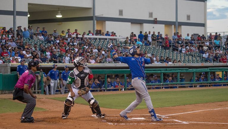 En Laredo se vive la pasión por el beisbol