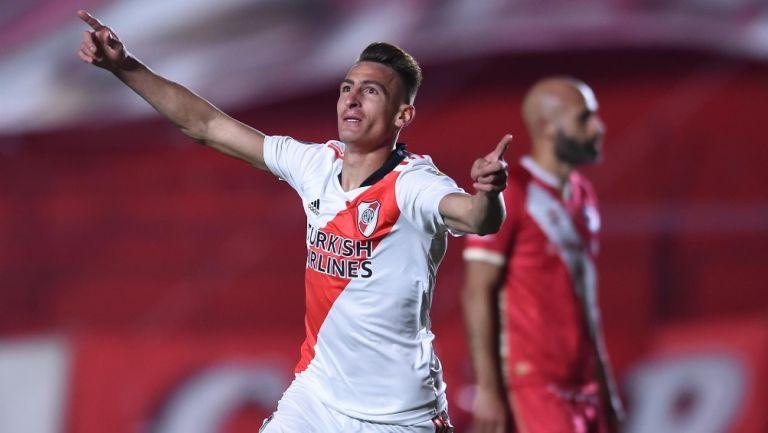 Copa Libertadores: River Plate venció a Argentinos Juniors y avanzó a Cuartos de Final