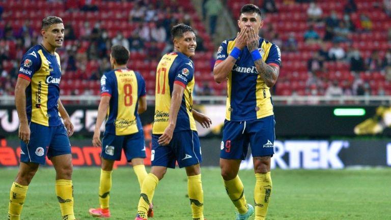 San Luis venció a Chivas