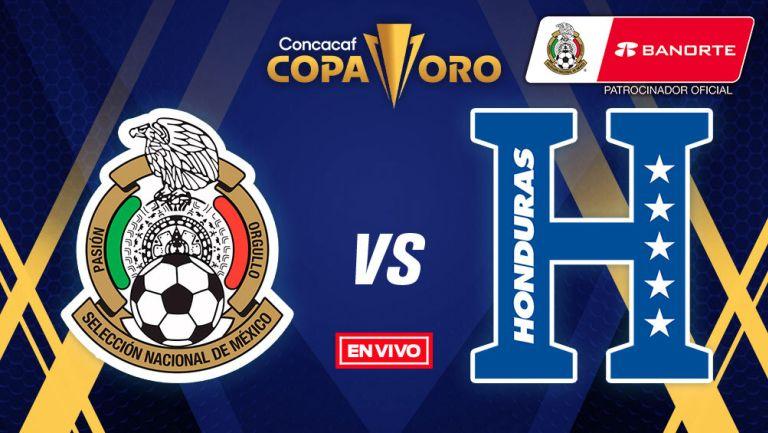 EN VIVO Y EN DIRECTO: México vs Honduras